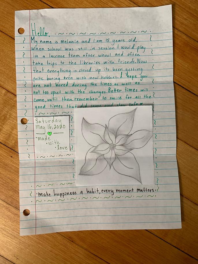 Card by Melanie