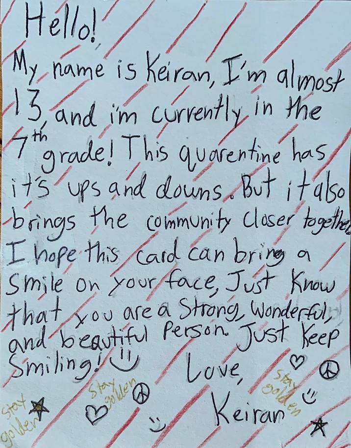 Card by Keiran