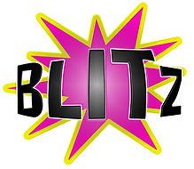 BLITZ logo  free computer courses, oxford
