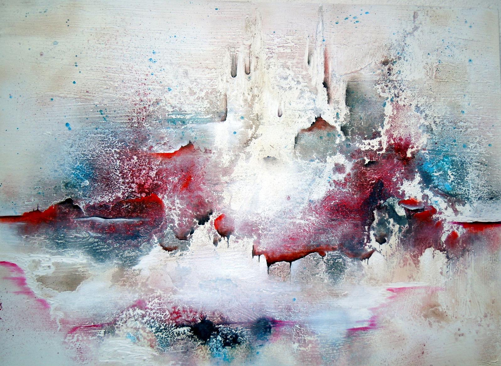 Landschaft 7 - Espontanismus