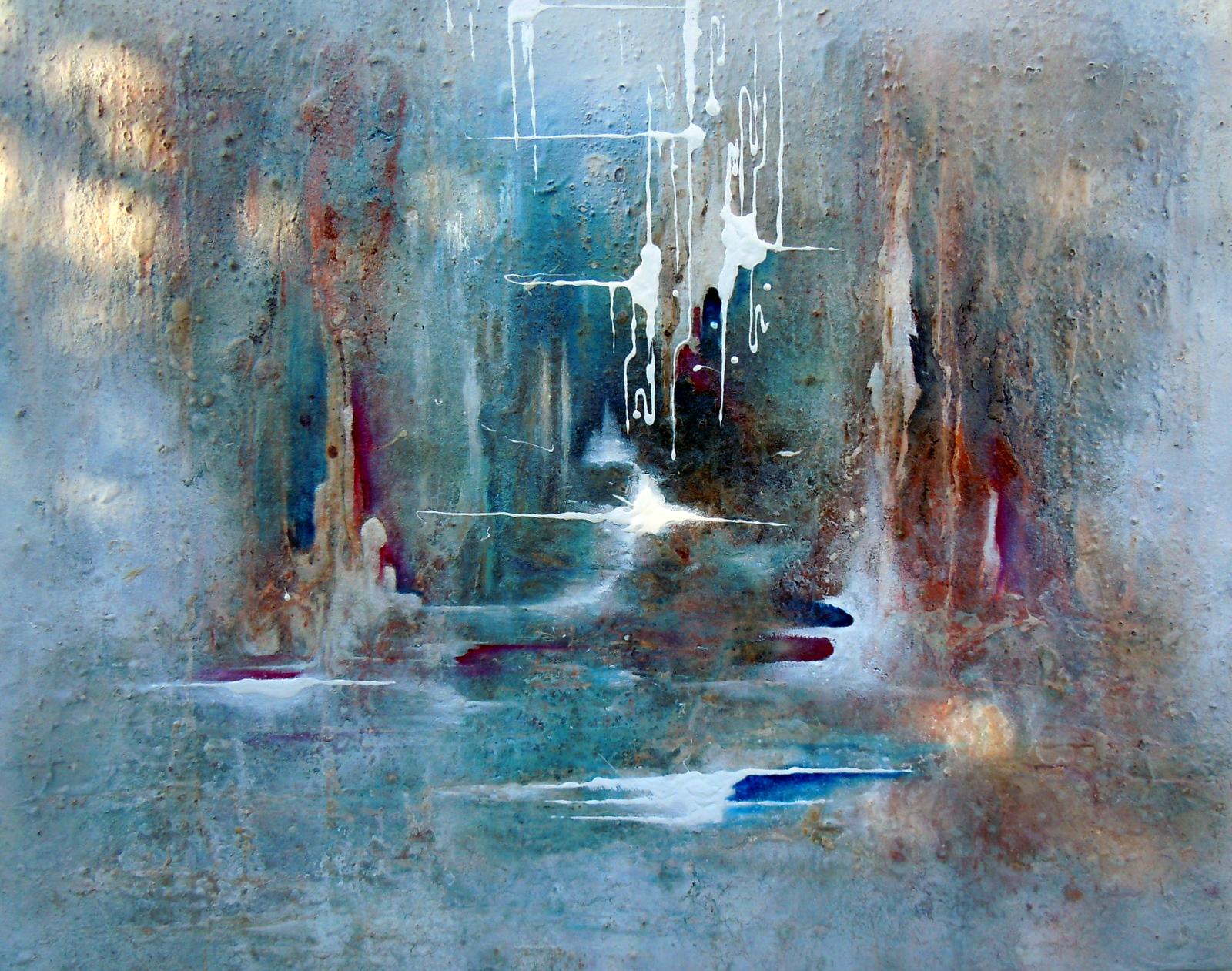 Landschaft 4 - Espontanismus