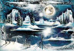 Landschaft Winterlandschaft1