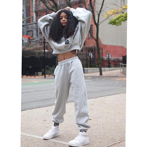 COMFORT ME / Oversized hoodie & pant set