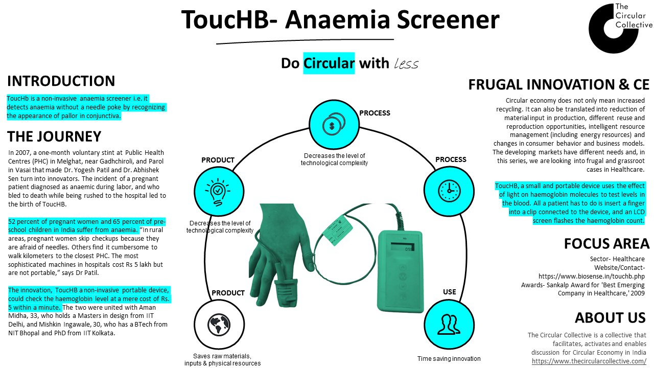 Anaemia screener