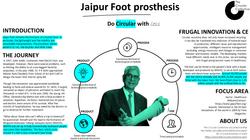Jaipur Foot prosthesis