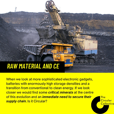 Mining value from the Circular Economy