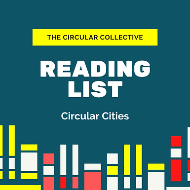 Circular Cities Reading list