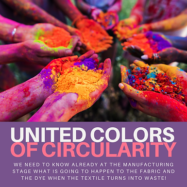 United Colors of Circularity
