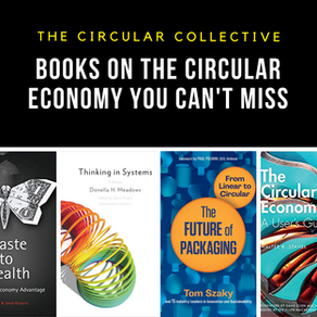Ten books on the Circular Economy you can't miss!