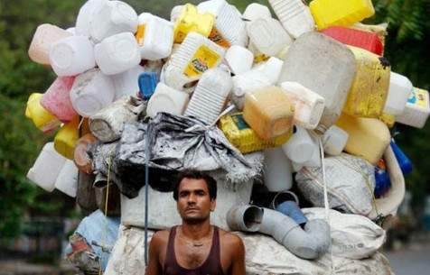 Trash for Food:  The Ambikapur Story
