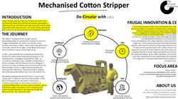 Cotton stripper