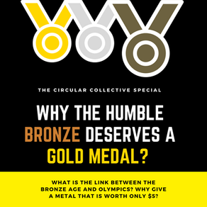 Why the humble Bronze deserves a Gold!
