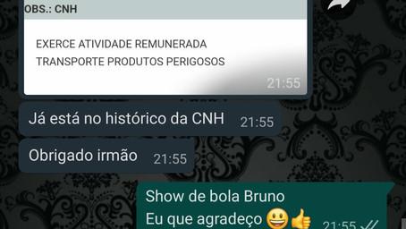 Depoimento Bruno - SP