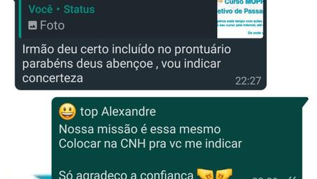 Depoimento Alexandre - SP