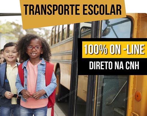 Curso Transporte Escolar Online Amigão da Estrada