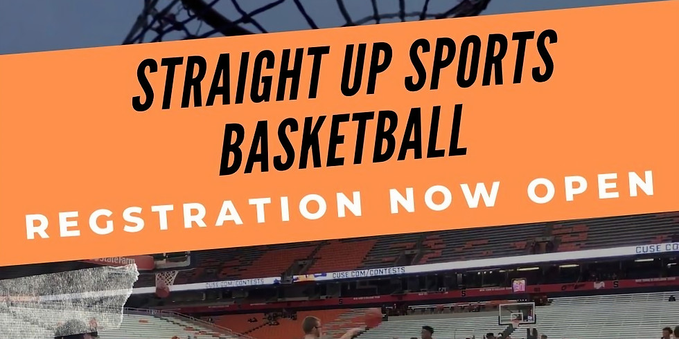 Straight Up Basketball Registration Now Open