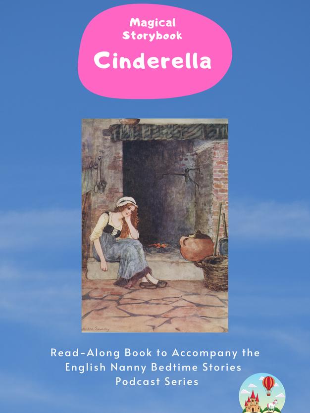 Cinderella downloadable e-book