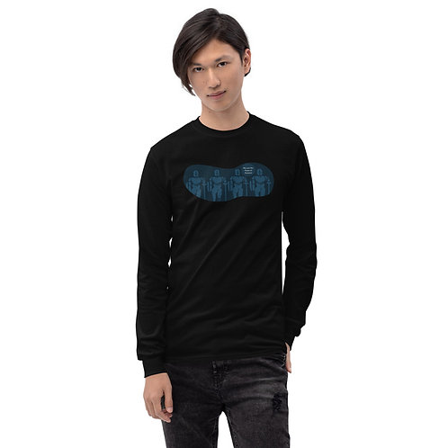 Adult Unisex Long Sleeve Shirt - Mia and the Curse of Camelot (The Knights)