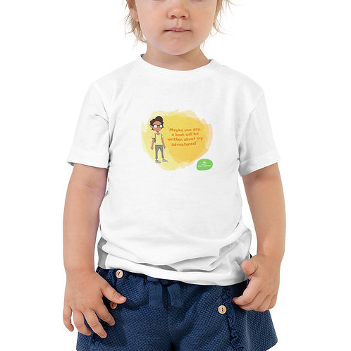 Toddler Unisex Short Sleeve Tee - Mia and the Curse of Camelot (Mia)
