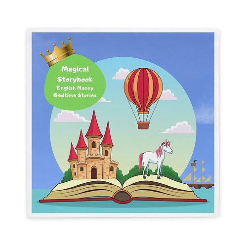 Magical Storybook Pillow Case
