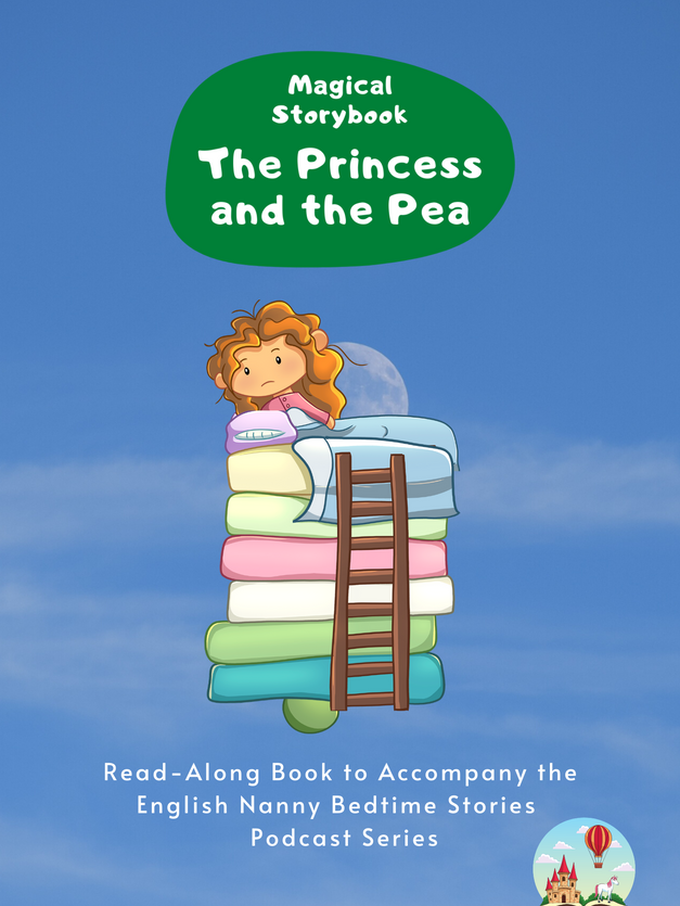 The Princess and the Pea downloadable e-book