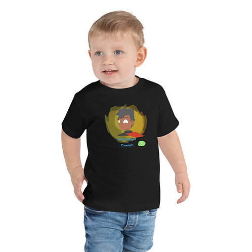 Toddler Unisex Short Sleeve Tee - Mia and the Curse of Camelot (Sir Morien)