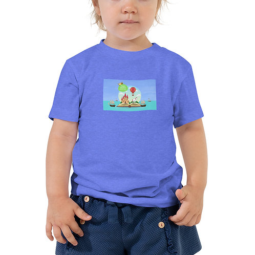 Toddler Short Sleeve Tee - Magical Storybook
