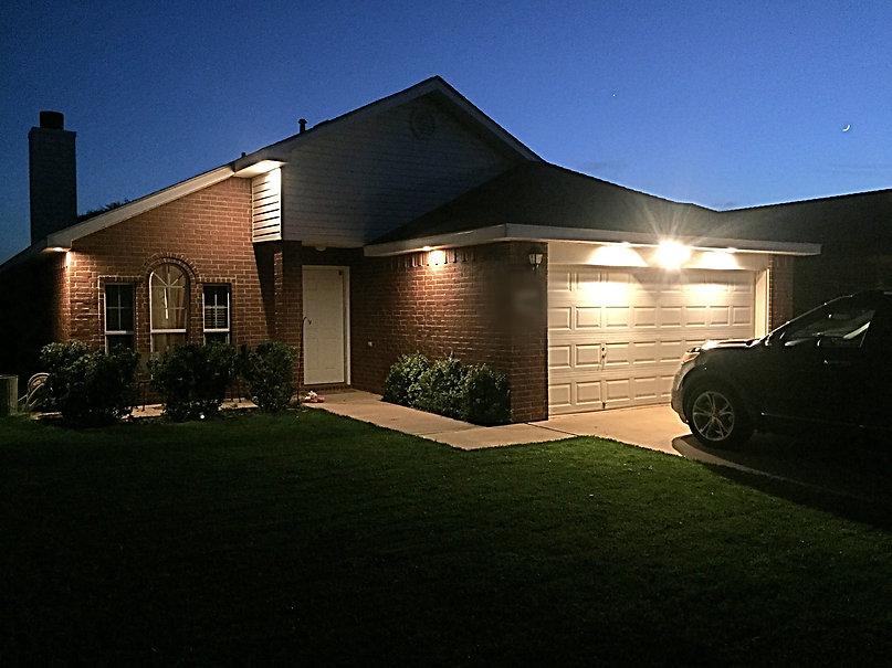 Specializing in outdoor lighting