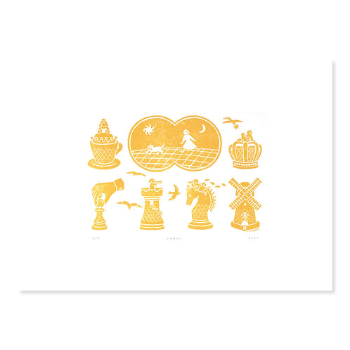 Printing Sheet | Chess