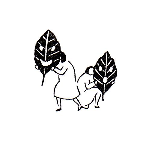 Mask of Leaf