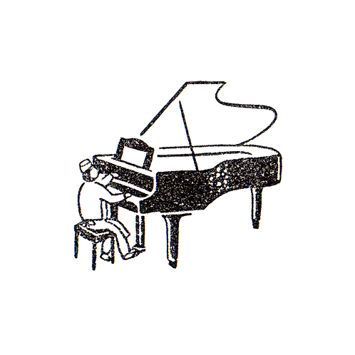 Music of the People - Grand Piano
