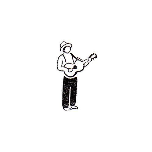 Music of the People - Guitar