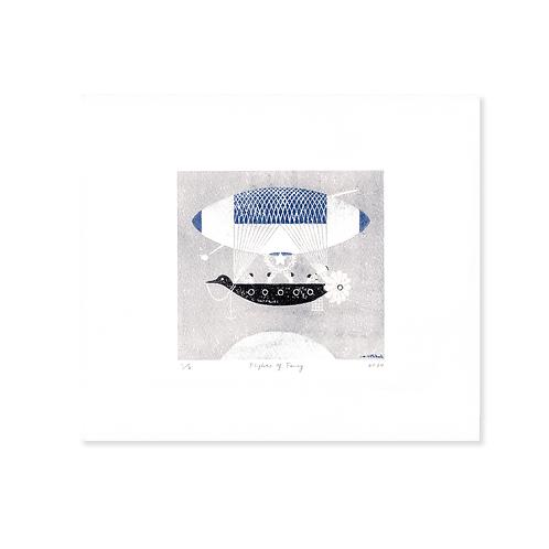 Printing Sheet | Flights of Fancy