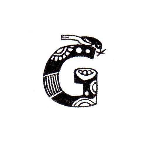 Bird Alphabet - G