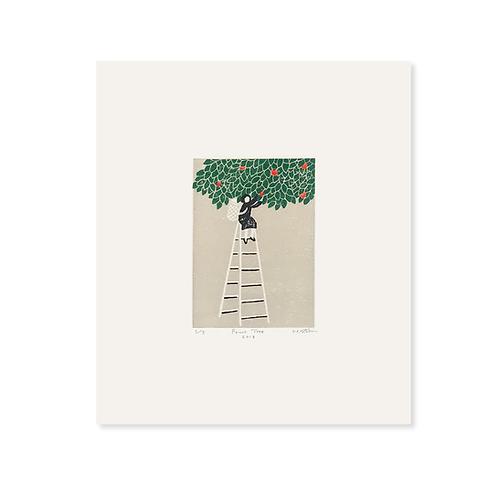 Printing Sheet | Fruit Tree