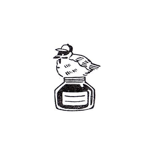 Ink Sparrow