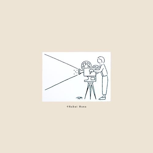 [Memories]  Film Projector