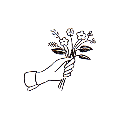 The First Bouquet