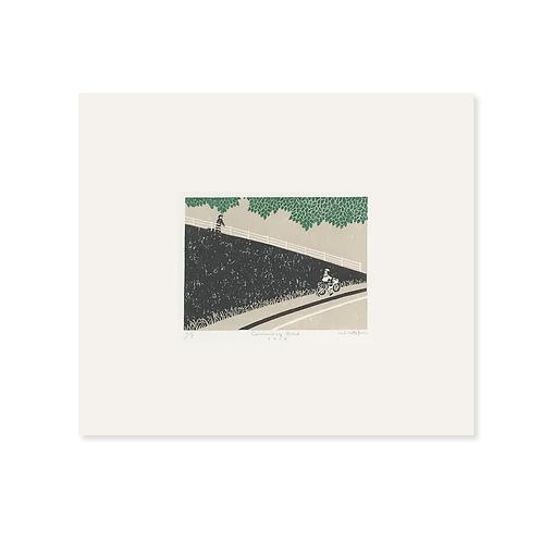 Printing Sheet | Commuting Road