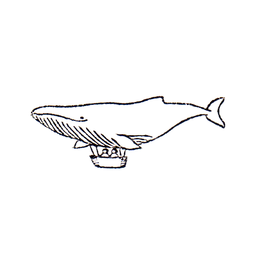 Airship of Whale