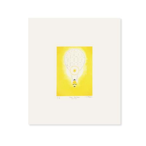 Printing Sheet | Star Balloon