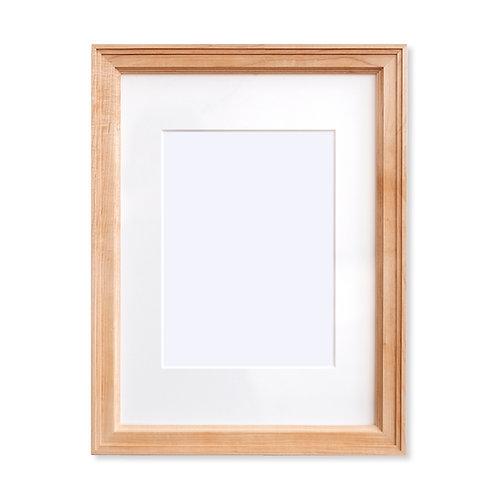 """Maple Frame  """"Wavelet"""""""