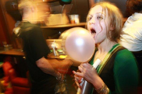 Balloons ? NRFTW