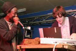 MC Ishu and Beebedee - RIP bruvva ! - NRFTW