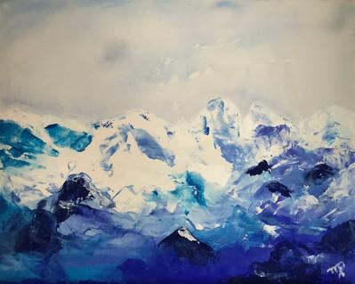 137. Montagne éternelle