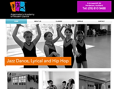 Thistle Consulting - Anjannettes Academy of Modern Dance
