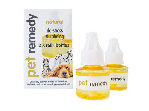 Pet Remedy: Diffuser 2 x Refill Pack