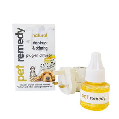 Pet Remedy: Plug in Diffuser