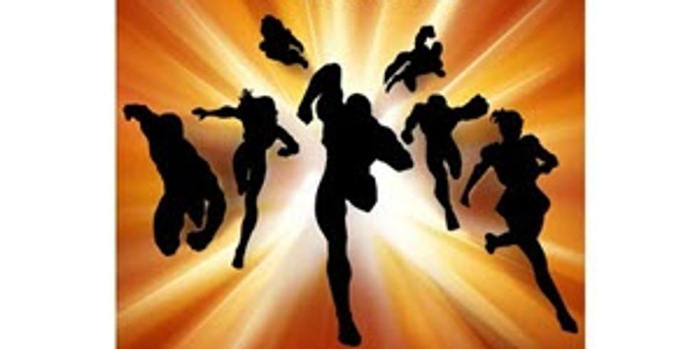 5K Super Hero Run