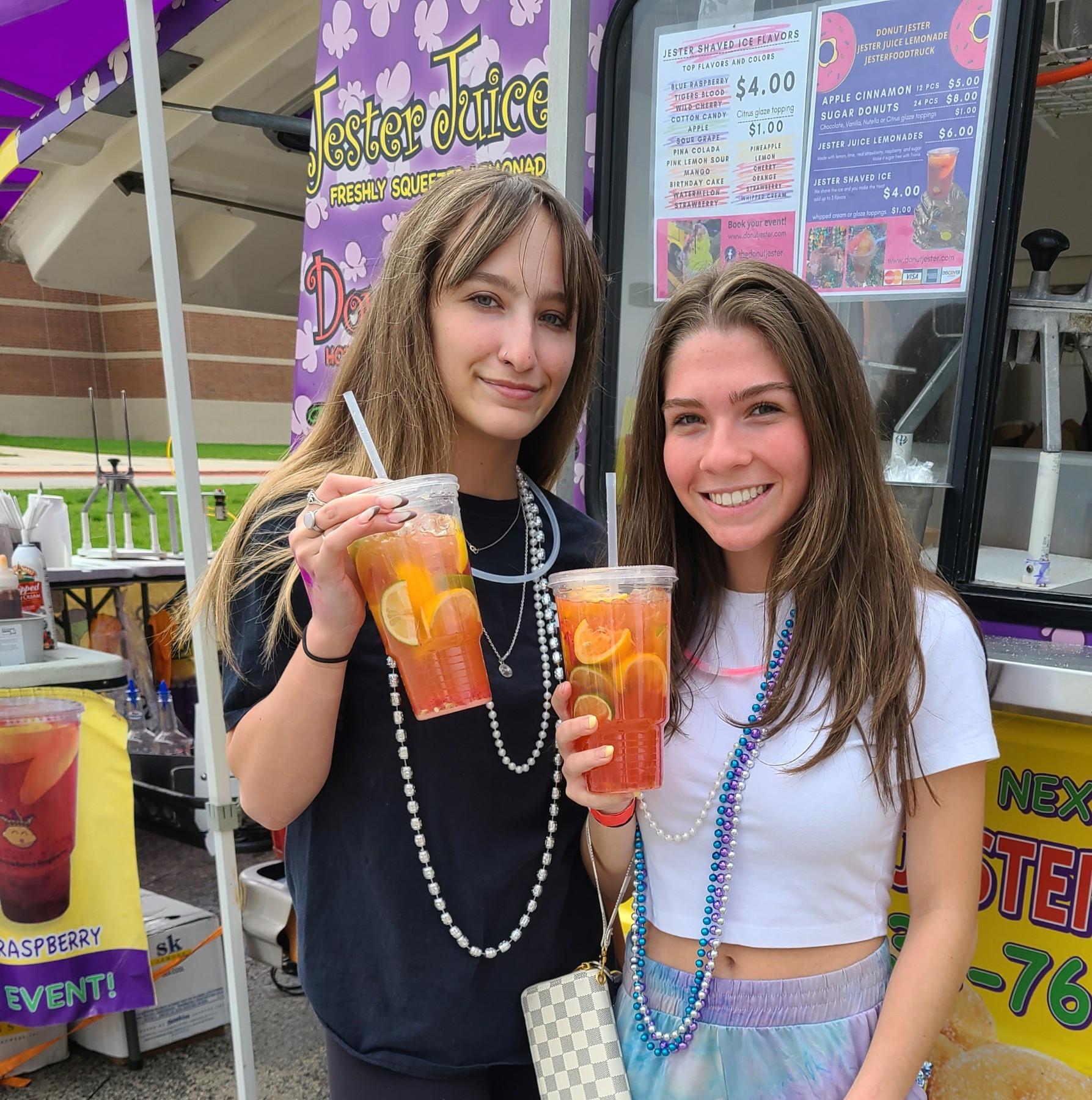 Jester Food Truck - Donuts & Lemonade